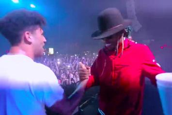 KYLE Trolls Fans With A Future Impostor At His Show