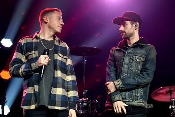 """Stream Macklemore & Ryan Lewis' New Album """"This Unruly Mess I've Made"""""""