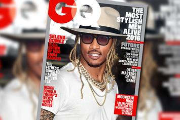 """Future Covers GQ's """"Most Stylish Men"""" Issue, So Does Drake"""