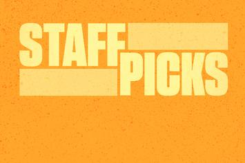 Staff Picks Playlist (April 22)