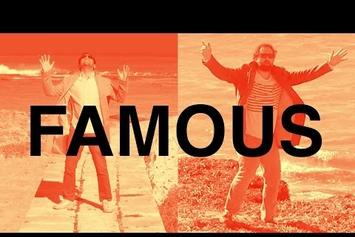 """Watch Aziz Ansari & Eric Wareheim's Silly Video for Kanye West's """"Famous"""""""
