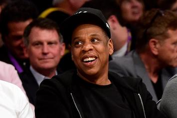 "Jay Z Reportedly Working On ""Lemonade"" Response Album"