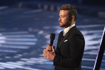 Justin Timberlake Is Working On A New Album