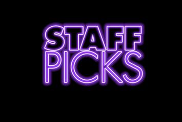 Staff Picks Playlist (May 20)