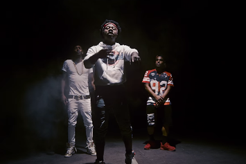 "Mark Battles Feat. Futuristic, King Los ""No Love"" Video"