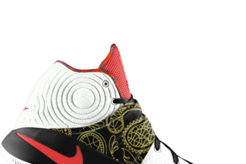 Father's Day NikeiD Kyrie 2 Comes With A Bandana Print Option