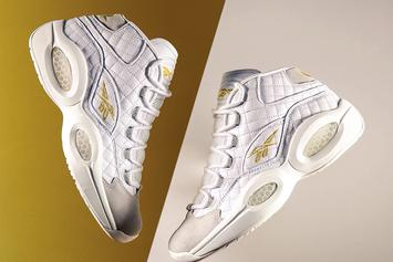 """Reebok Is Releasing This """"White Party"""" Reebok Question In Honor Of Allen Iverson's Birthday"""