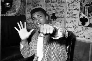 Muhammad Ali Passes Away At The Age Of 74