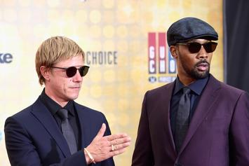 """RZA & Interpol's Paul Banks Announce Joint Album """"Anything But Words"""""""