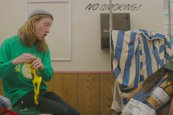 """Asher Roth Feat. Michael Christmas, Larry June """"Laundry"""" Video"""