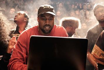 "Kanye West Updates ""The Life Of Pablo"" With The Addition Of ""Saint Pablo"""