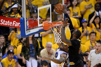 ESPN Sports Science Breaks Down LeBron James' Epic Block On Andre Iguodala
