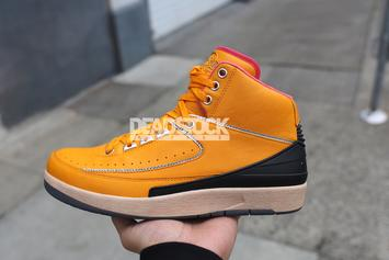 Check Out This #2 Pencil Inspired Air Jordan 2