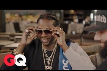 2 Chainz Tries On $48K Sunglasses For GQ's Most Expensivest Shit