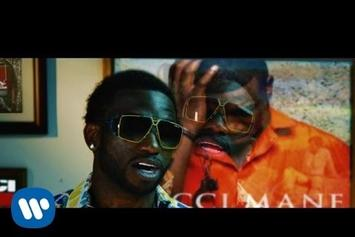 "Gucci Mane ""Pick Up The Pieces"" Video"