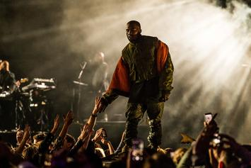 Kanye West's Art Installation Has Been Postponed A Full year