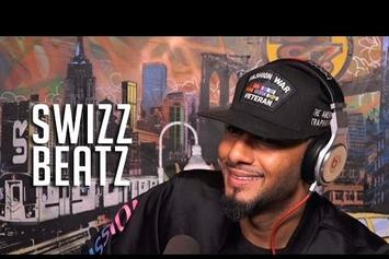 Swizz Beatz On Ebro In The Morning
