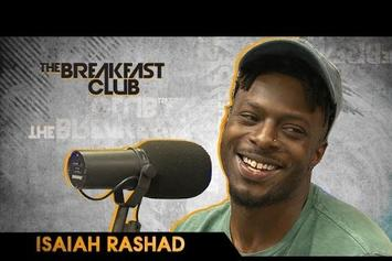 Isaiah Rashad On The Breakfast Club