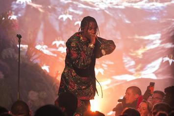 "First Week Sales Projections For Travis Scott's ""Birds In The Trap Sing McKnight"""