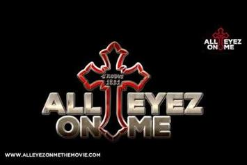 "Watch A New Teaser For Upcoming Tupac Movie ""All Eyez On Me"""