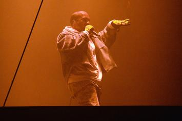 Kanye West Serenades Fan Whose Tattoo Brought Tears To His Eyes