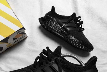 "Adidas Ultra Boost ""Triple Black"" Release Procedure"