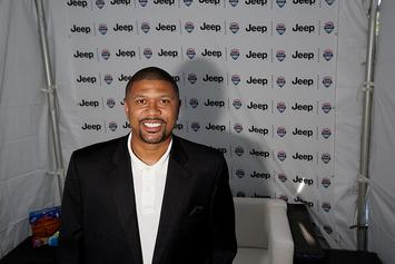 "Jalen Rose Responds To Eminem Rapping About His Girlfriend On ""Campaign Speech"""