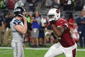 Football Fans React To Last Night's Horrific Seahawks vs Cardinals Game