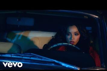 """Tinashe Shows Out In The Video For KDA's """"Just Say"""""""