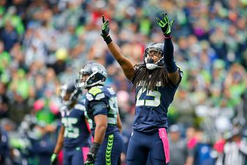 """Richard Sherman Bashes The NFL For """"Not Being Fun Anymore"""""""