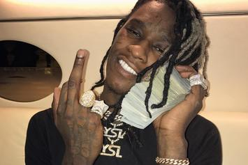 "Young Thug Announces ""YSL Records"" Imprint"