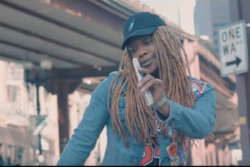 "JR Donato ""All Winter"" Video"