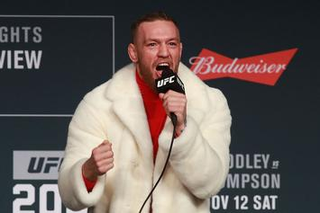 Conor McGregor Reportedly Offered Role In Game Of Thrones