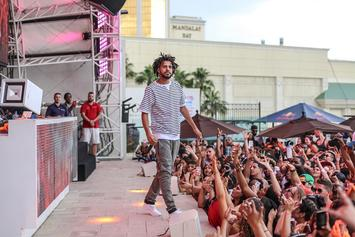 "J. Cole Reveals ""4 Your Eyez Only"" Album Tracklist"