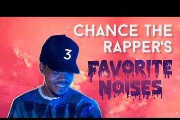 Every Chance The Rapper Ad-Lib Compiled Into One Video
