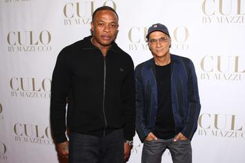 "Dr. Dre & Jimmy Iovine To Be Featured In Upcoming HBO Documentary ""The Defiant Ones"""