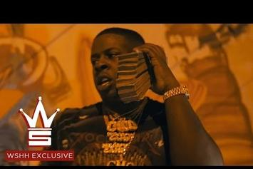 "Zoey Dollaz Feat. Blac Youngsta ""From The Mud"" Video"
