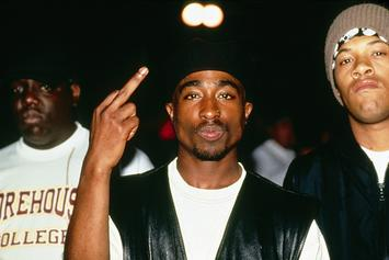 Tupac Among Rock And Roll Hall Of Fame 2017 Inductees