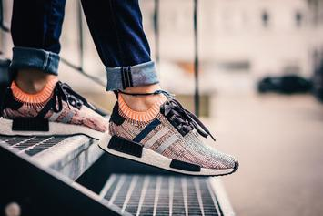 "Adidas NMD ""Sun Glow"" Releasing Again This Weekend"