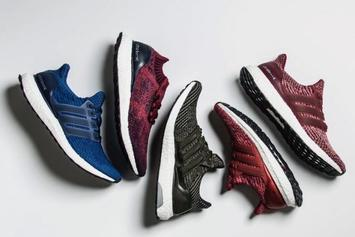 Adidas Is Releasing Four New Ultraboosts To Ring In The New Year