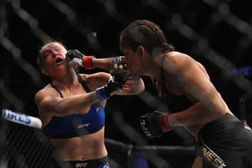 Amanda Nunes Destroys Ronda Rousey In Under A Minute At UFC 207