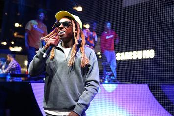Lil Wayne, Justin Bieber, Odell Beckham Jr. And Johnny Manziel Turn Up At LIV Nightclub