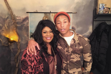 Pharrell Talks To Ellen About Kim Burrell's Homophobic Sermon