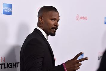 """Jamie Foxx Catches Heat For Omitting Kobe Bryant From """"All-Time Great"""" Conversation"""