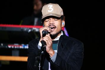 "Watch Chance The Rapper Recount Obama's ""Historic"" Final White House Party"