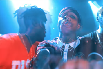 "Lil Durk ""Too Late"" Video"