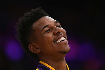 Nick Young Reportedly Breaks Up With Girlfriend Paloma Ford
