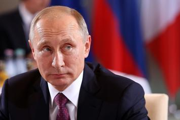 Vladimir Putin Brags That Russia Has The World's Best Whores