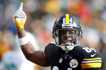 Antonio Brown Issues An Apology For Locker Room Video
