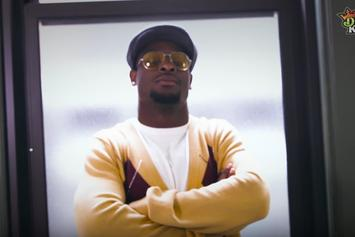 Watch Le'Veon Bell Go Undercover As A Chess Player In Pittsburgh